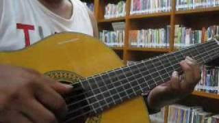 Madu 3 - P. Ramlee Version - Solo Guitar by Frans