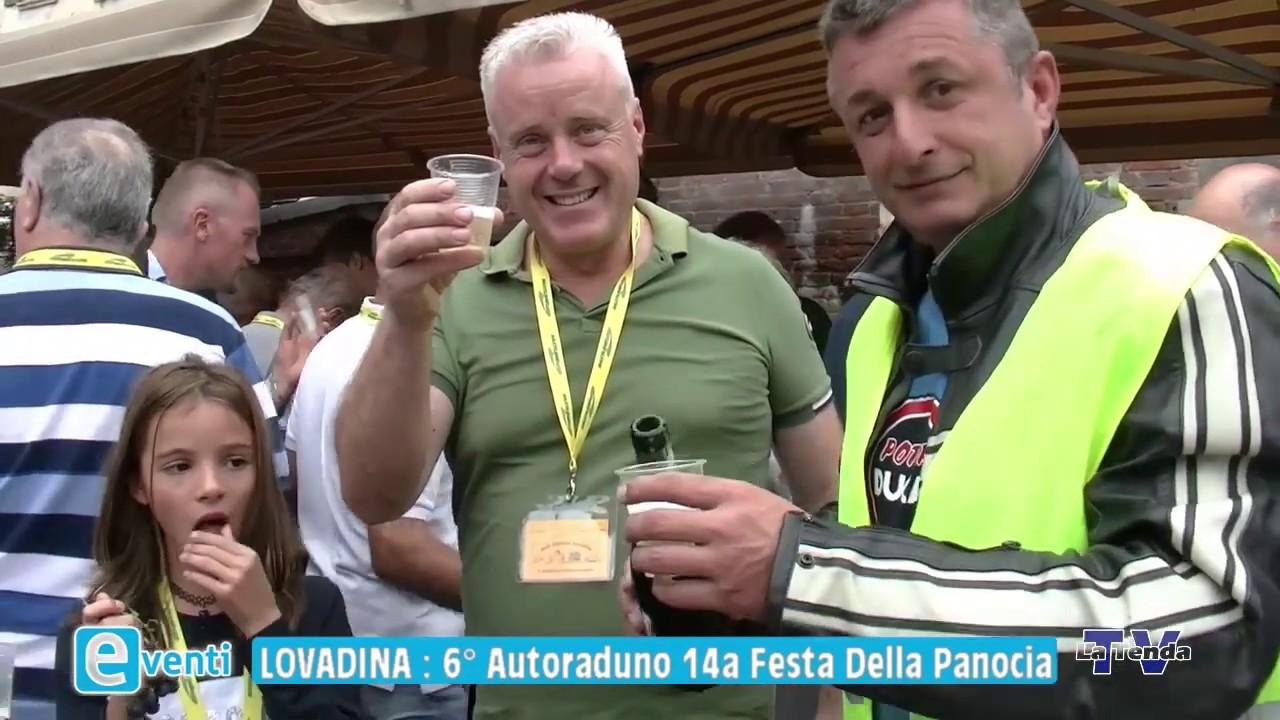 EVENTI - Lovadina: 6° Autoraduno - 14ª Festa della Panocia