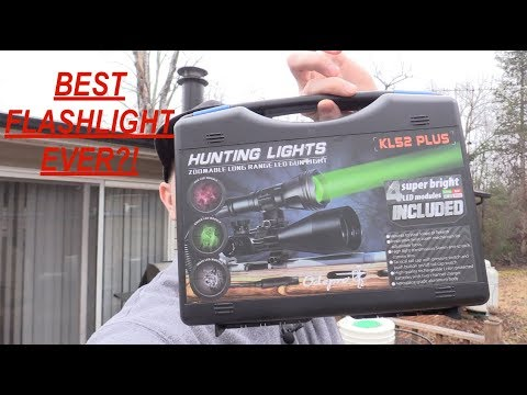 Another Great Hunting Flashlight?!