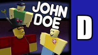 "John Doe (And Other Fake ""Hackers"") [A ROBLOX Discussion]"
