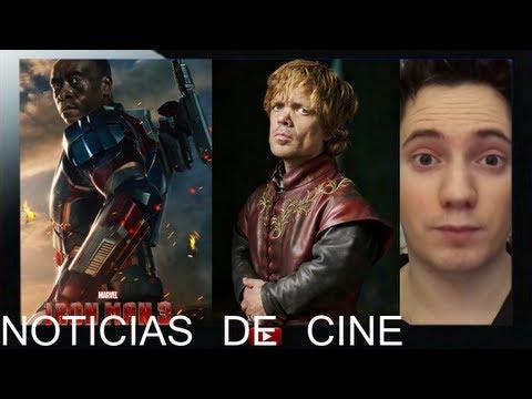 Chris Pratt es Star Lord / Posters de  Iron Man 3 / X-Men ficha a Tyrion Lannister