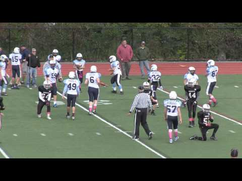 Pop Warner 2015 - Week 4 - A Team