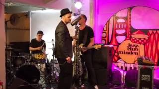 Up On The Hill by The Phunkguerilla & Cosmo Klein im Jazz Club Minden