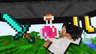 ПРИЦЕПИ НА ПОТОЛОК - Minecraft (Мод)