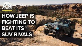 Can Jeep Stay Ahead Of Its SUV Rivals?