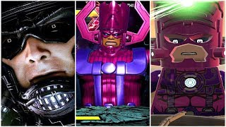 GALACTUS EVOLUTION IN GAMES (2006-2013)