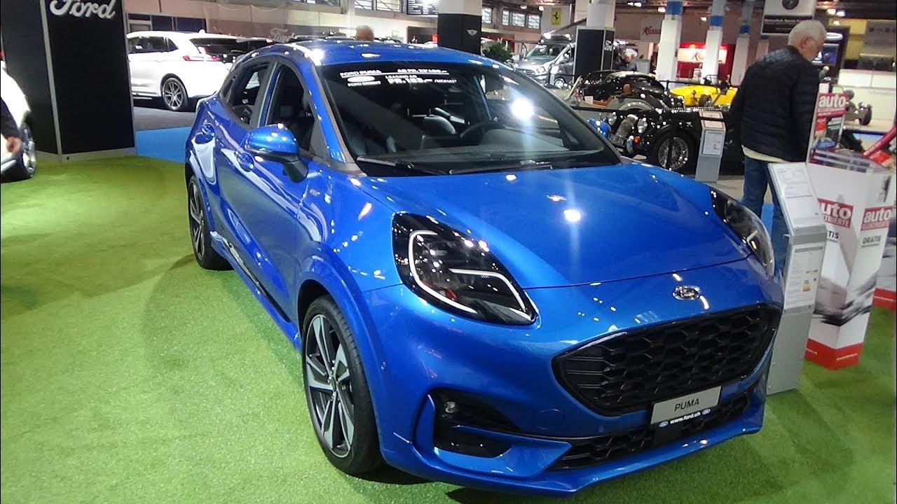 2020 Ford Puma St Line X Exterior And Interior Auto Zurich Car