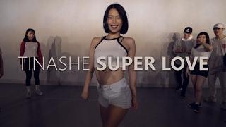 Tinashe - Super Love / Choreography. HAZEL