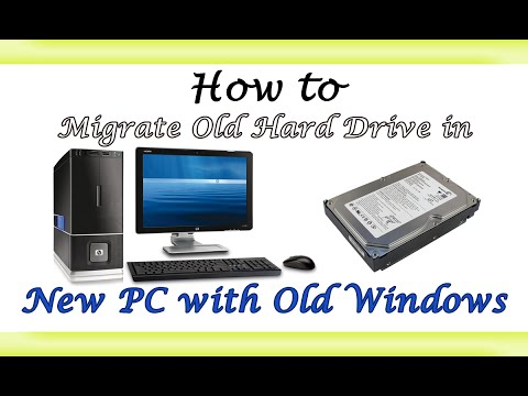 How To Migrate Hard Drive From Old To New PC? Plus Windows & Apps