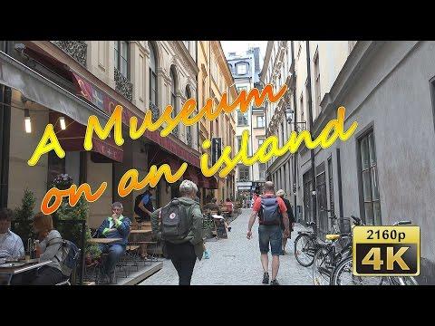 Nobel Museum in Stockholm - Sweden 4K Travel Channel