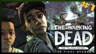 Clem & AJ Back In Action! (The Walking Dead The Final Season Episode 1 Part#1)