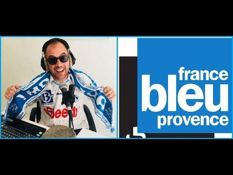 "@MathouxHerve Prank / OM-Atlético : Olivier Bourg (et Dimitri son ""faux"" berger allemand 1er supporter) piège en direct France Bleu Provence   #Marseille #prank #canular #dimitri #doggyfoot - FestivalFocus"