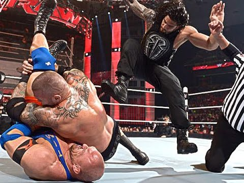 WWE Raw 4/6/2015 REVIEW -  Neville Rising, Naomi Stumbles & Rollins Stands Tall