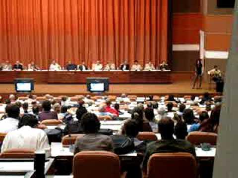15 Convención Científica de Ingeniería y Arquitectura, La Habana, Cuba - Pieza Musical