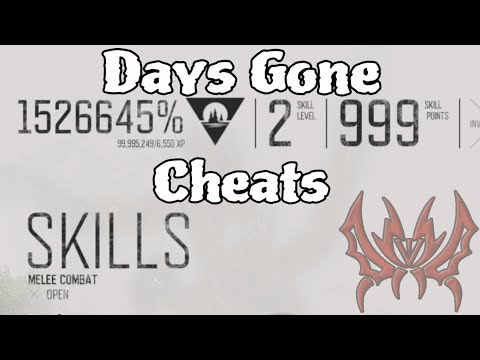 Days Gone: Day 1 Cheats (Mods/Hacks/Exploits/Glitches) +TUTORIAL