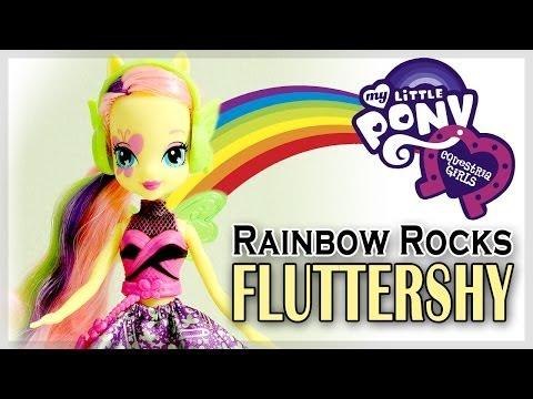 My Little Pony / Equestria Girls : Rainbow Rocks - Economy Fluttershy
