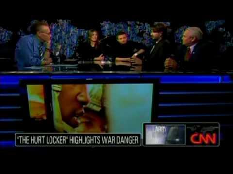 Larry King Live - The Hurt Locker (Part 1)