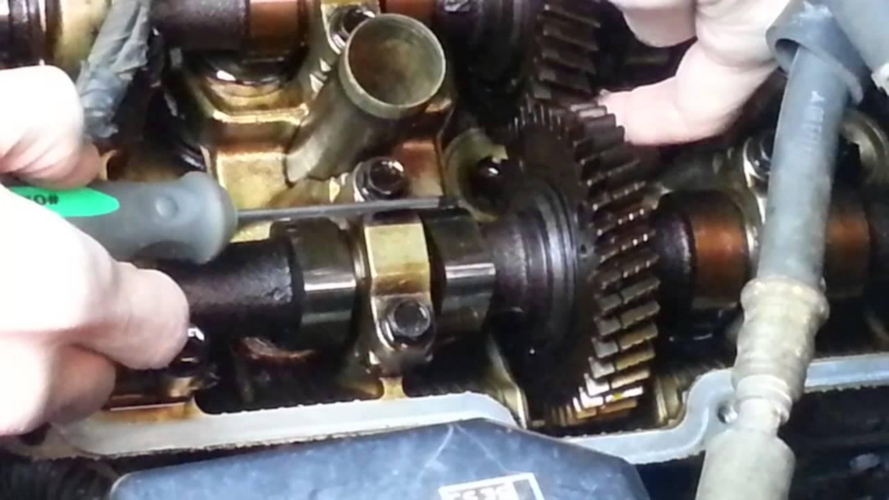 Cylinder Head & Gasket DIY Procedure  Toyota 5VZFE