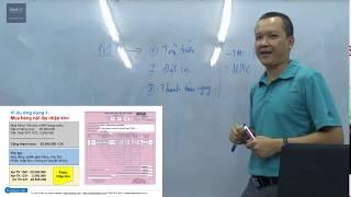 Kế toán nghiệp vụ mua vật tư, hàng hóa, dịch vụ P2 | Giamdoc.net