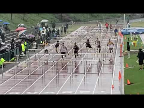 2019 Hawaii State Track Boys 110m Hurdles