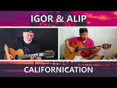 Igor Presnyakov & Alip Ba Ta – Californication (RHCP) – fingerstyle guitar collaboration