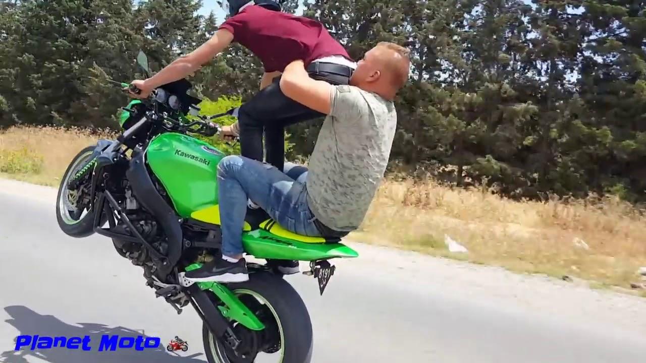 أفضل سائق دراجة نارية في العالم في تونس  مع  GGA