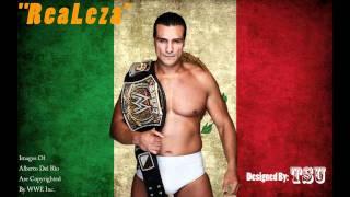 """Alberto Del Rio Theme Song """"Realeza""""(HD)"""