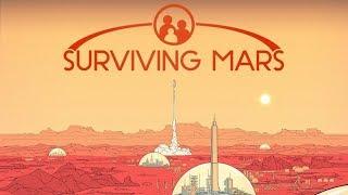 Мэр на Марсе - Surviving Mars