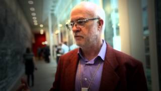 Richard Kington, University of Edinburgh, Interview at The Class of 2020 Conference Edition 2014