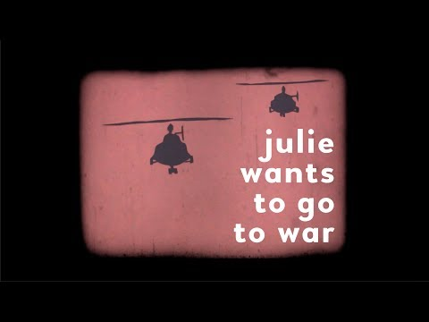 FLAGSHIP ROMANCE - Julie Wants To Go To War Mp3