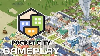 Pocket City - Simulation - Gameplay