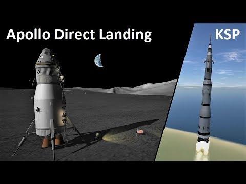 What If KSP - Nova Moon Rocket - Making History Up