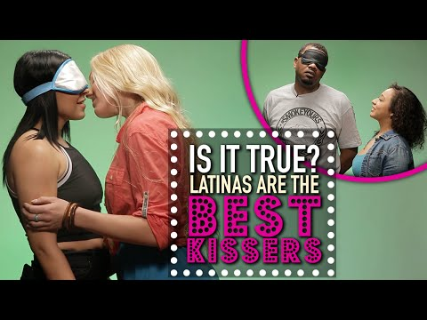 Thumbnail: Latinas are Better Kissers? - Is It True