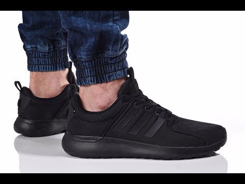701ccdf80 Unboxing Review sneakers Adidas Cloudfoam Lite Racer W AW4023 - YouTube