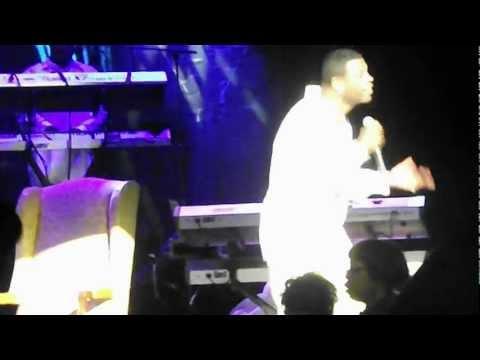 """Door #1"" by LSG [Live] by Keith Sweat in Atlantic City"