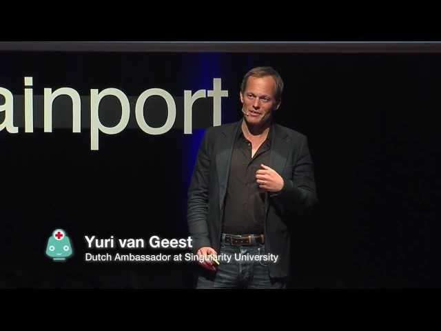 TEDxBrainport 2012 - Yuri van Geest - The quantified self: within 20 years no doctors needed