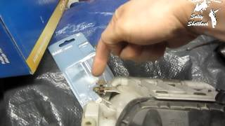 how to change fog lamp on mercedes e 430