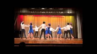 2010-2011年度頒獎典禮 華爾滋舞蹈表演