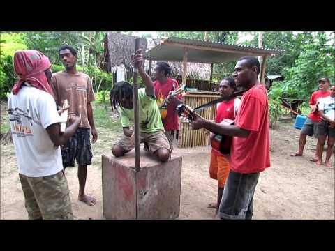 Tutuba String Band - Sanma Province, Vanuatu - Oh La Lay