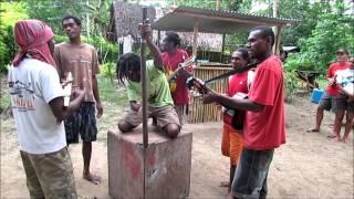 Tutuba String Band - Sanma Province, Vanuatu - Oh La Lay (HD) - Length 1:45