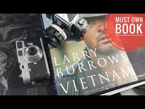 Larry Burrows - Book Vietnam