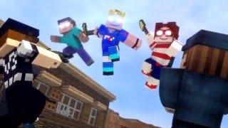 - Nh Ng y Hm Qua  Sn Tng M TP Minecraft Original Music Video