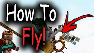 Hypixel Skyblock - How To Fly! (Magical