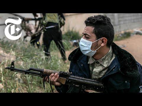 What Happens When Coronavirus Invades A War Zone | NYT News