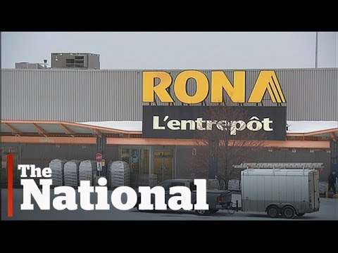 Lowe's Offers $3.2B To Take Over Canadian Rival Rona