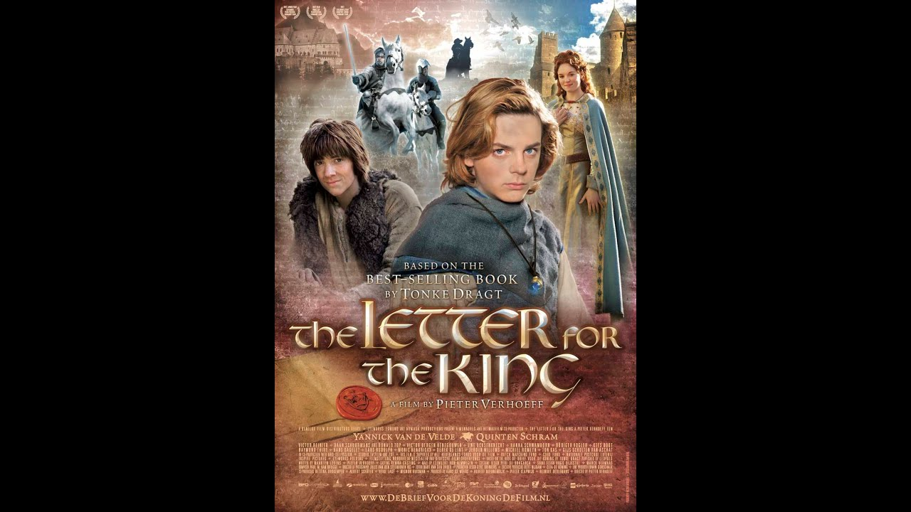 Letter to the King ficial Trailer with English subtitles