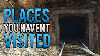 GTA 5 Online - Places You May Have Not Visited in GTA 5 (GTA 5 Secret & Hidden Locations)