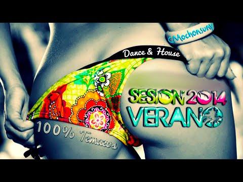 Sesión Verano 2014 🍑 (Los mejores Temazos Dance Comercial y House) Mixed by CMochonsuny