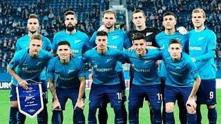 ФК Зенит Санкт Петербург состав команды 2018-2019