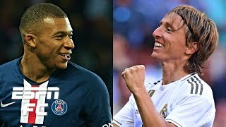 Kylian Mbappe in and Luka Modric out at Real Madrid? | Transfer Rater